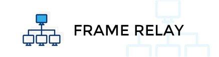 Frame relay icon